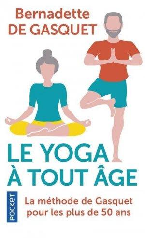 Le yoga à tout âge - Pocket - 9782266311991 -