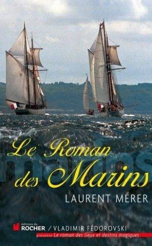 Le roman des marins - du rocher - 9782268070209 -