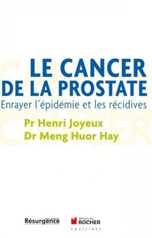 Le cancer de la prostate - du rocher - 9782268070544 -