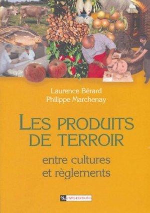 Les produits de terroir - CNRS - 9782271062116 -