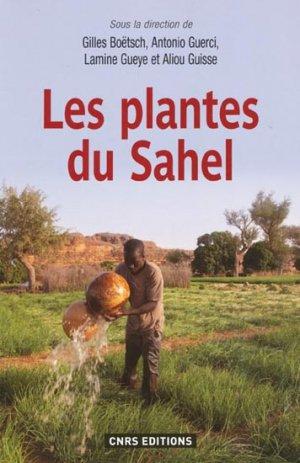 Les plantes du Sahel - cnrs - 9782271074416 -