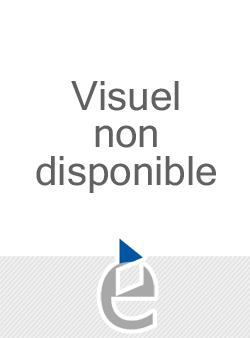 Les métiers de l'architecture, de l'urbanisme et du paysage - onisep - 9782273013253 -