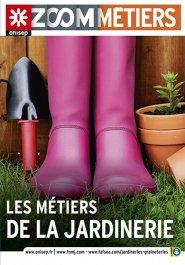 Les métiers de la jardinerie - onisep - 9782273013604