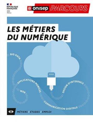Les métiers du numérique - ONISEP - 9782273015226 -