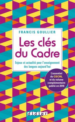 Les clés du Cadre - livre - Didier - 9782278095254