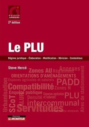 Le PLU-le moniteur-9782281129816