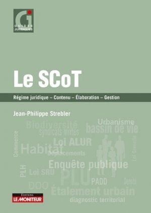Le SCOT - le moniteur - 9782281132007 -