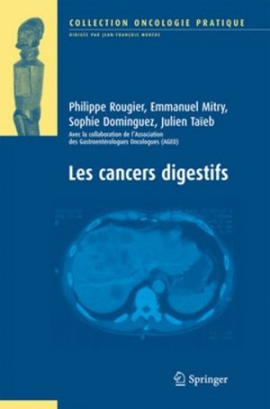 Les cancers digestifs - springer - 9782287220876 -