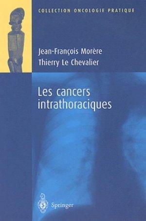 Les cancers intrathoraciques - springer - 9782287597671 -