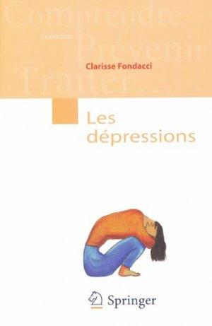 Les dépressions - springer - 9782287892639 -
