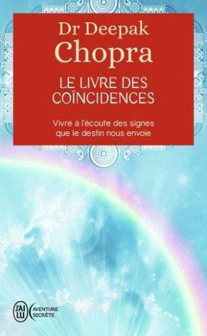 Le livre des coïncidences - J'ai lu - 9782290013274 -