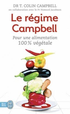 Le régime Campbell - j'ai lu - 9782290107164 -