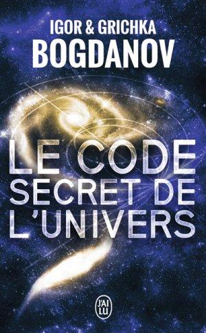 Le code secret de l'Univers - j'ai lu - 9782290133651 -