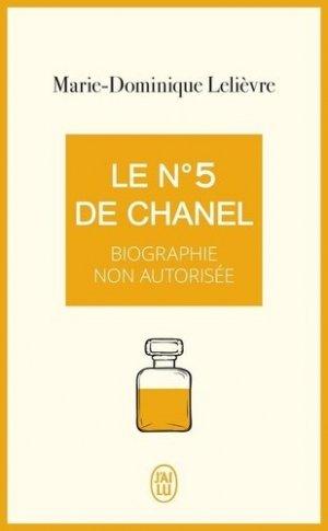 Le N°5 de Chanel - J'ai lu - 9782290232347 -