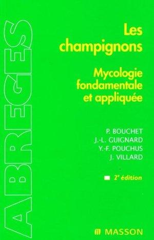 Les champignons - elsevier / masson - 9782294021169 -