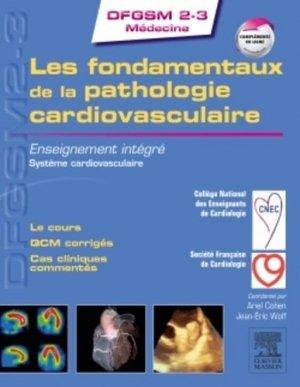 Les fondamentaux de la pathologie cardiovasculaire - elsevier / masson - 9782294721137