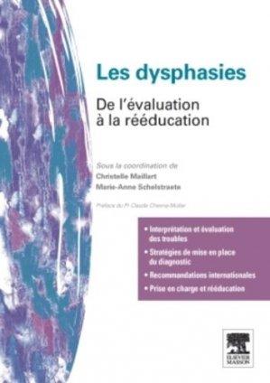 Les dysphasies - elsevier / masson - 9782294726606