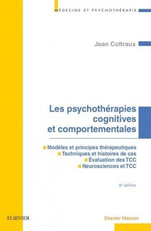 Les psychothérapies comportementales et cognitives-elsevier / masson-9782294750090