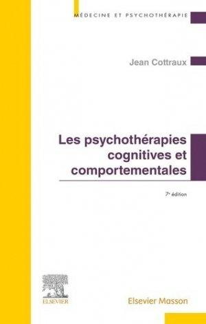 Les psychothérapies cognitives et comportementales - elsevier / masson - 9782294767784 -