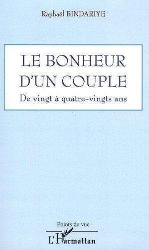 Le bonheur d'un couple.