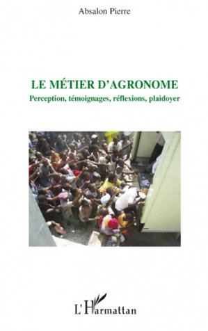 Le métier d'agronome - l'harmattan - 9782296105607 -