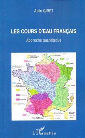 Les cours d'eau français - l'harmattan - 9782296965560 -
