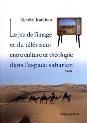 Le jeu de l'image et du téléviseur - Editions Amalthée - 9782310007283 -