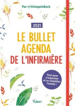 Le bullet agenda de l'infirmière pro - vuibert - 9782311662016 -