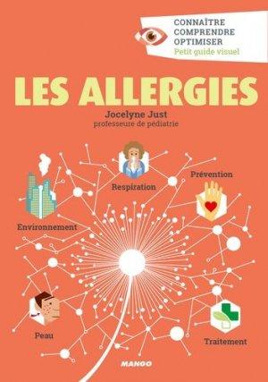 Les allergies - mango - 9782317013171 -