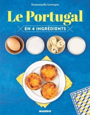 Le Portugal en 4 ingrédients - Mango - 9782317023811 -