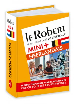 Le Robert mini+ néerlandais - le robert - 9782321000693 -