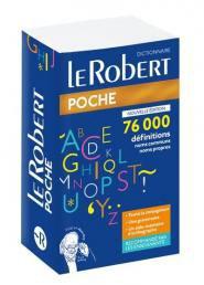 Le Robert poche - le robert - 9782321013846 -