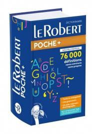 Le Robert de poche + - Le Robert - 9782321013853 -
