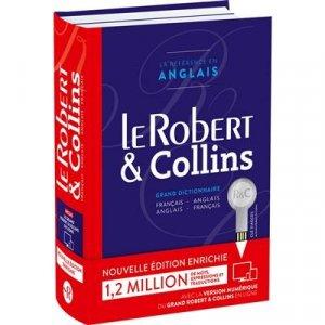 Le Robert & Collins. Grand Dictionnaire, Edition 2021, avec 1 Clé USB - Le Robert - 9782321015307 -