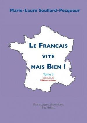 Le français vite mais bien - Books on Demand Editions - 9782322037469 -