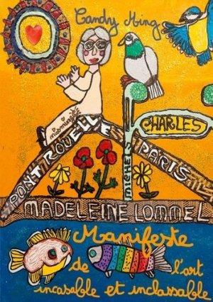 Le manifeste de l'art incasable et inclassable - Books on Demand Editions - 9782322206278 -