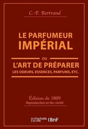 Le Parfumeur impérial - bnf - 9782329354309 -