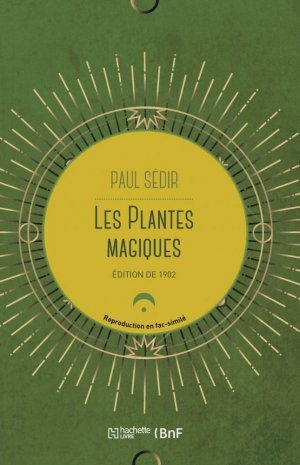 Les Plantes Magiques - bnf - 9782329434179 -