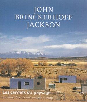 Les Carnets du paysage n° 30 - actes sud - 9782330066062 -