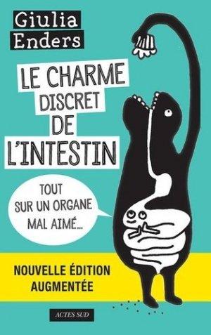 Le charme discret de l'intestin - actes sud - 9782330086183 -
