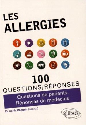 Les allergies - ellipses - 9782340009936 -