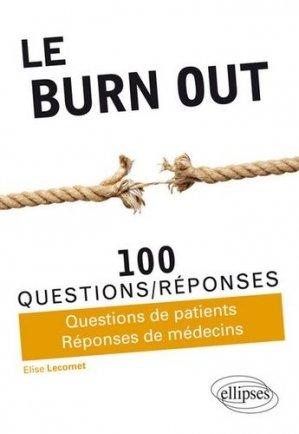Le burn-out - ellipses - 9782340012332 -