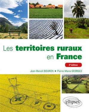 Les territoires ruraux en France - ellipses - 9782340029217 -