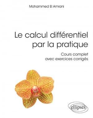 Le calcul différentiel - ellipses - 9782340033009 -