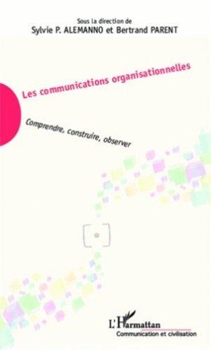 Les communications organisationnelles - l'harmattan - 9782343021652 -