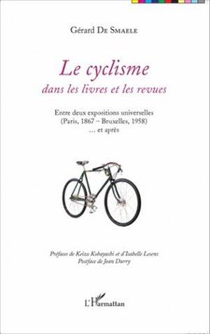 Le cyclisme dans les livres et les revues - l'harmattan - 9782343050157 - https://fr.calameo.com/read/005370624e5ffd8627086