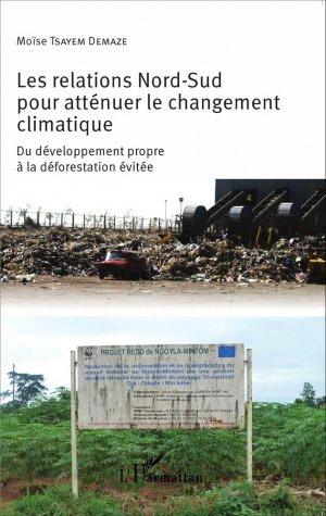 Les relations Nord-Sud pour atténuer le changement climatique - l'harmattan - 9782343061306 -