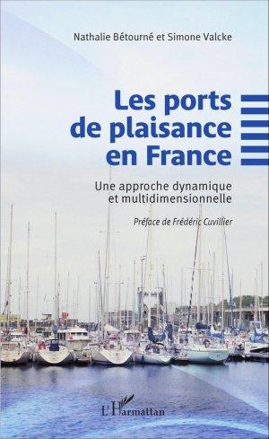 Les ports de plaisance en France - l'harmattan - 9782343069517 -