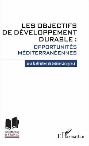 Les objectifs de développement durable - l'harmattan - 9782343094120 -