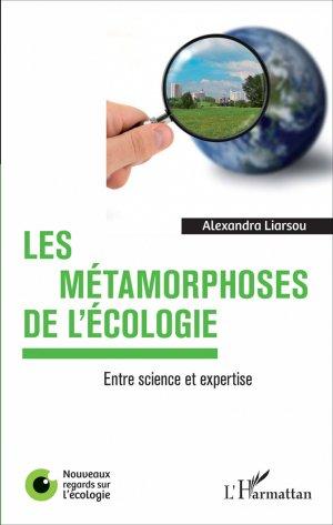Les métamorphoses de l'écologie - l'harmattan - 9782343107622 -